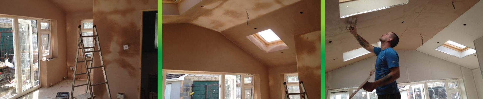 Plastering Rendering New Forest Facades